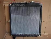南骏农用车发动机水箱散热器YC4D130AL/YC4D130AL
