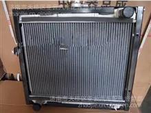 南骏汽车4100发动机铝水箱中冷器散热器  /南骏汽车4100