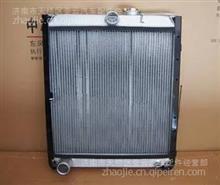 南骏汽车4108发动机水箱散热器中冷器 YC4D130-33-800-01/YC4D130-33-800-01