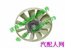 202V06600-7050重汽曼发动机MC07硅油风扇/202V06600-7050