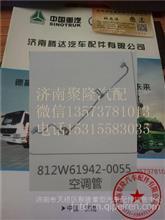 重汽汕德卡SITRAK-C7H驾驶室空调管/812W61942-0055