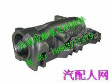 081V08102-0253重汽曼发动机MC07五六缸排气歧管/081V08102-0253