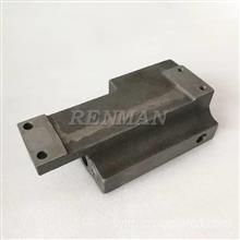 康明斯K19原厂配件双节温器座3010916柴油发电机组节温器支架/3010916