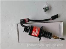上柴停油电磁阀 熄火电磁阀 电磁阀/D59-105-22+A 24V 3插
