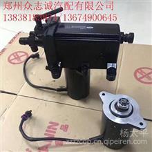 解放J6驾驶室举升泵 手电一体泵 500207AB35J/解放事故车全车件发动机件