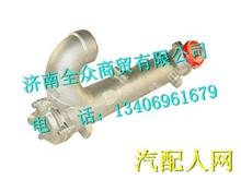 082V09411-6020重汽曼发动机MC07级间中冷器/082V09411-6020