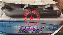 潍柴P10H发动机排气支管潍柴国五发动机排气管前排气支管后排气管/611600110183 611600110181