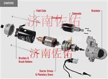 ST710起动机12V190发电机组ST710Y /QD27A起动机宣工140推土机