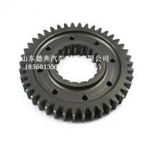WG2210040206重汽变速箱主轴二挡齿轮/WG2210040206
