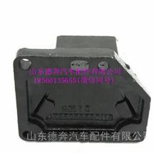 DZ95259590116陕汽德龙M3000德龙X3000右前减振垫/DZ95259590116