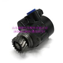 DZ9100130011陕汽德龙新M3000X3000转向油泵/DZ9100130011