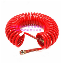 DZ9100360153陕汽德龙M3000德龙X3000螺旋管总成/DZ9100360153
