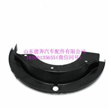 DZ9112340012陕汽德龙M3000德龙X3000轴头左防尘罩/DZ9112340012