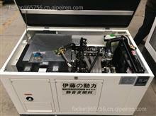 30KW车载移动电源发电机组/YT30REP