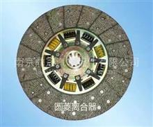 大宇客车福田420从动盘总成/离合器片(三级减震、军品)/1601Z-130k