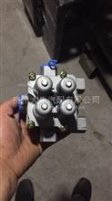 JAC江淮格尔发亮剑重卡气制动空气干燥器四回路保护阀/3506480G1P10/59480-Y3B00