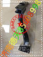 陕汽德龙X3000踏步左支架焊接总成/DZ14251244300