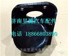 DZ95259590067陕汽德龙新M3000发动机左后悬置减振垫/DZ95259590067