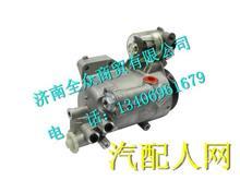 201V12501-7290重汽曼发动机MC11燃油滤清器不带加热器/201V12501-7290