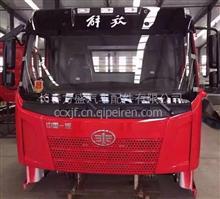 解放J6原厂驾驶室总成-火焰红/一汽解放 青岛解放 驾驶室批发 解放原厂驾驶室