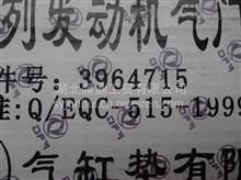 现货供应6L气门推杆/3964715