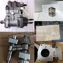 供应国三电控东风康明斯ISLE8.9高压油泵/喷油泵/燃油泵CCR1600 C3973228油泵凸轮轴