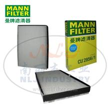 MANN-FILTER(曼牌滤清器)空调滤CU2856/1/CU2856/1