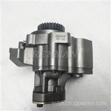 重庆康明斯N14发动机配件机油泵总成3609835柴油发电机用润滑油泵/3609835