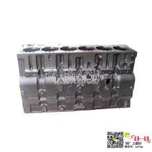 东风康明斯6CT发动机汽缸体,康明斯6CT单节温器缸体/C5260561