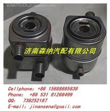 潍柴道依茨226B机油冷却器/13039785