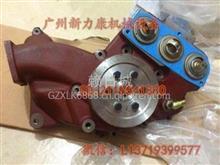 供应斗山DX260LC水泵水箱节温器液压油散热器