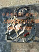 原厂重汽曼桥后减速器总成3.7速比 MCY11后桥中断712-35010-6308/712-35010-6308