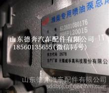 612601080176潍柴WD615发动机燃油泵/612601080176