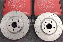海南英能汽配 ECFRONT原厂高速替换打孔划线刹车盘/9874