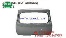 赛欧3后挡板发动机保护板机盖尾盖车门前叶子板水箱框架元宝梁/26667957