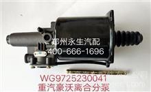 万安泵阀 万安离合器分泵 重汽豪沃离合器分泵 主机配套产品/WG9725230041