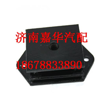 DZ9114593001陕汽德龙M3000德龙X3000发动机前悬置软垫/DZ9114593001