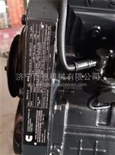 挖机专用美国康明斯公司6BTA5.9缸体-曲轴-缸盖-燃油泵发动机总成/6BTAA5.9-6D102