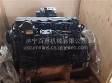 美国康明斯QSB6.7-6D107原装进口发动机总成-四配套增压器总经销/6D107-4D107-QSB6.7