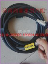德龙F3000行驶记录仪电缆连接器里程表传感器线束81.27111.0144/81.27111.0144