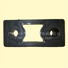 东风康明斯天龙橡胶座垫(下 )/13ZD2A-02043