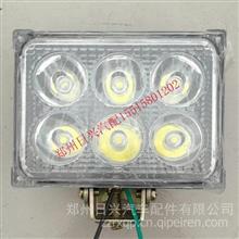 3寸方灯 汽车货车加装LED射灯 倒车灯 侧灯 后视边灯 雾灯 大灯/农用车轻卡配件