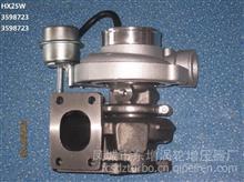 东GTD增品牌 cummins-ISF3.8发动机 HX25W turbo Assy:3598723;/Cust:3598723;