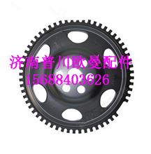 5259981福田康明斯发动机曲轴风扇皮带轮/5259981