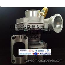 YC2115福田康明斯-道依茨庆铃J50S福田486-483 JP4涡轮增压器