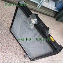 东风军车EQ1118GA配件 1118散热器 副水箱总成1301B80A-010/1301B80A-010