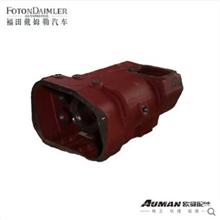 福田欧曼正品配件 陕齿变速箱壳体 戴姆勒汽车变速器壳/R12D160T-1701015