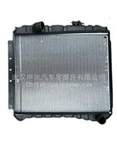 东风尖头车散热器总成/1301KDA52-010