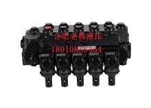 HB60 五联多路阀/自卸车液压配件批发零售价格