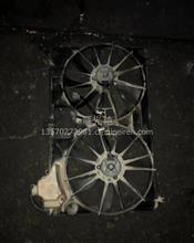供应丰田皇冠电子扇总成拆车件